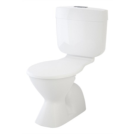 Caroma Slimline Concorde Smartflush Connector Toilet Suite