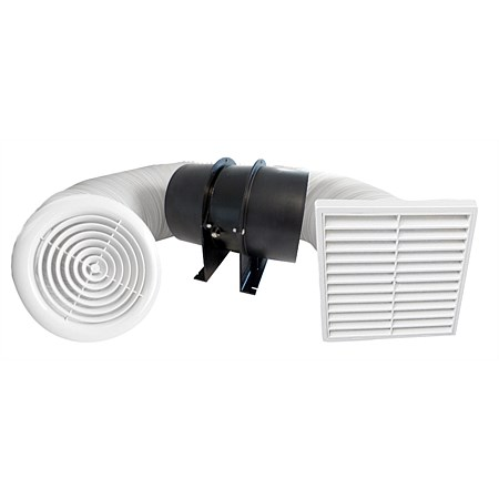 Manrose MANROSE® Classic Shower Fan Kit