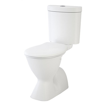 Caroma Profile 4 Easy Height Toilet Suite