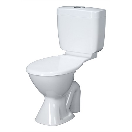 Caroma Aire Concorde Connector Toilet Suite