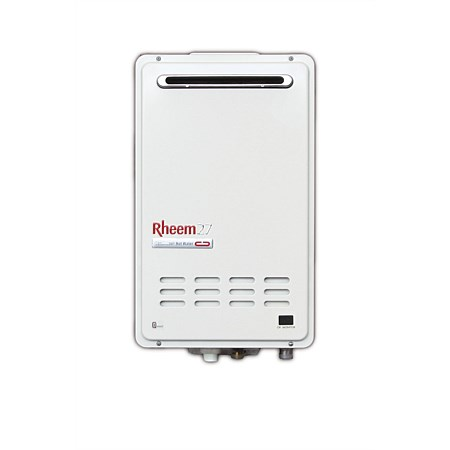 Rheem Gas 27L LPG Continuous Flow Water Heater