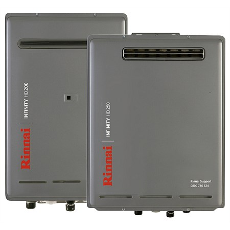 Rinnai Infinity® HD LPG 32L Continuous Flow Water Heater