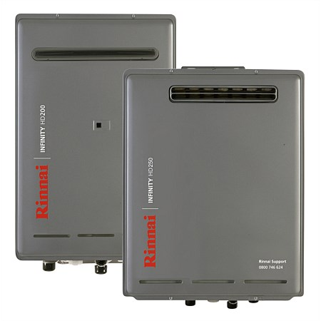 Rinnai Infinity® HD 26L NG Continuous Flow Water Heater