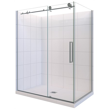 Newline Ravello 1200mm 2 Sided Shower Enclosure
