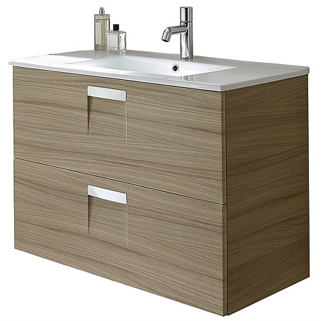 Inda Look 1015mm Wall-Hung Vanity
