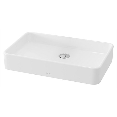 Toto Alicante Rectangle 570mm Counter Top Basin