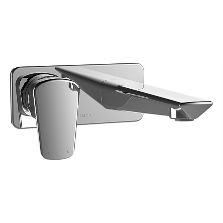 Felton Axiss Wall Mounted Basin/Bath Mixer