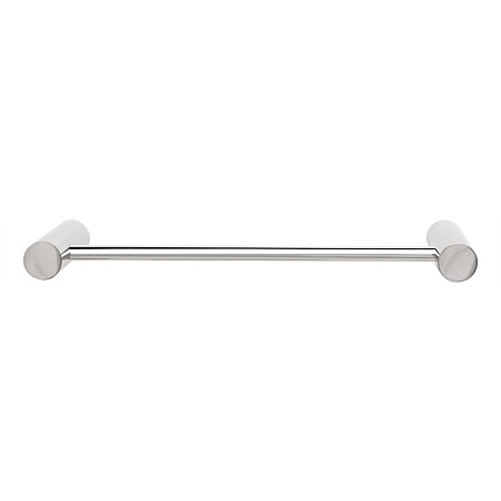 Tranquillity Single 300mm Towel Rail Round
