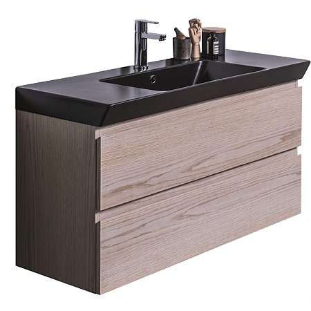 Michel Cesar Edge 910mm Wall-Hung Vanity