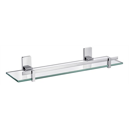 Tranquillity March Square Glass Shelf Square