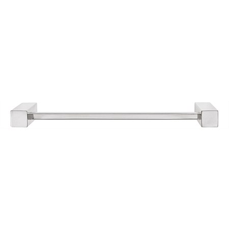 Tranquillity Single Towel Rail 600mm Square