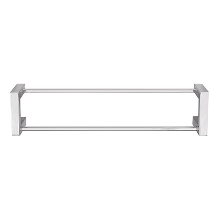 Tranquillity Double Towel Rail Square