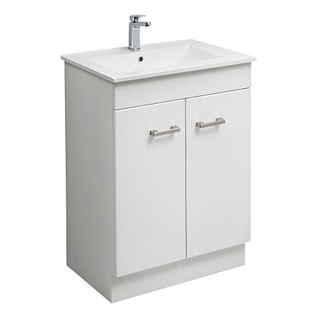 Clearlite Cashmere 600mm Classic Vanity