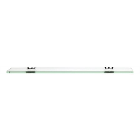 Tranquillity Toughened 600mm Glass Shelf