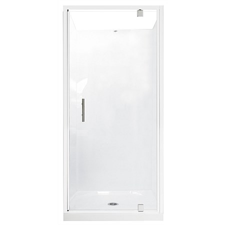 Clearlite Induro 900mm 3 Sided Shower Enclosure