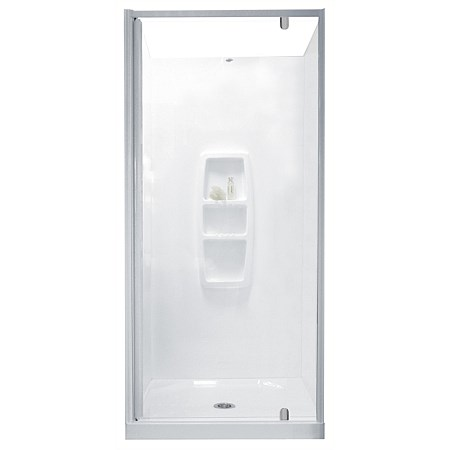 Clearlite Sierra 900mm 3 Sided Shower Enclosure