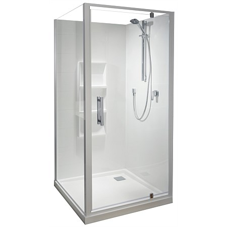 Athena Soul 900mm 2 Sided Shower Enclosure