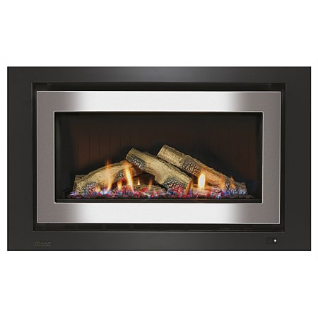 Rinnai Evolve 952 NG Log Gas Fire