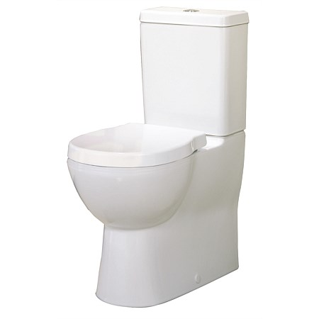 Caroma Opal II Easy Height Wall-Faced Toilet Suite