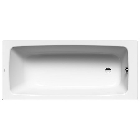 Kaldewei Cayono 1700mm Bath with waste and overflow