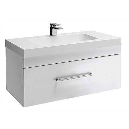 Clearlite Bolero 900mm Wall-Hung Vanity