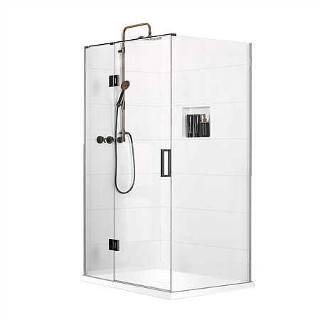 Quub™ Paradigm 2 Wall Tile Shower