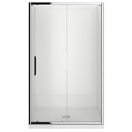 LeVivi 1200mm 3 Sided Shower Enclosure