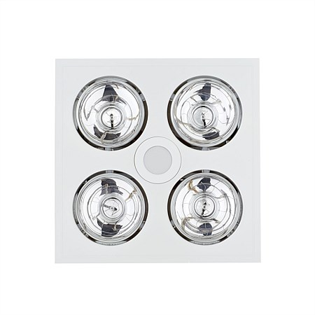Manrose Designer Satin LED HFL4 Unit