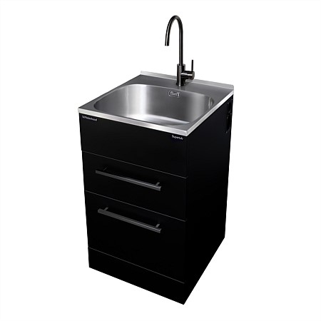 Robinhood Supertub 7003B Tub and Cabinet