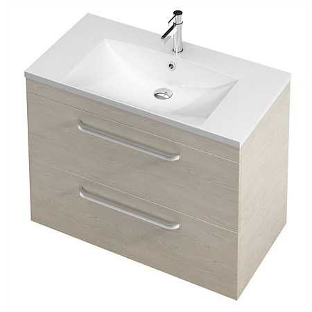 St Michel Maria 900mm Wall-Hung Vanity