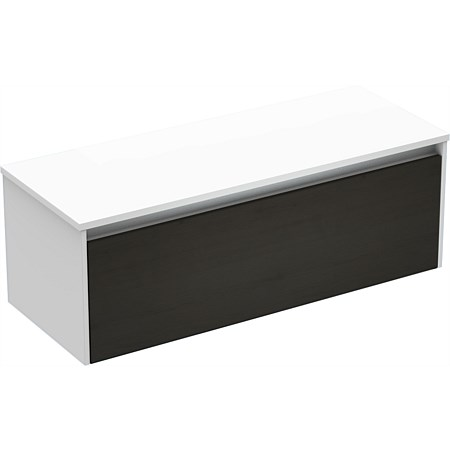 LeVivi Capri 1200mm Solid Surface Wall-Hung Vanity