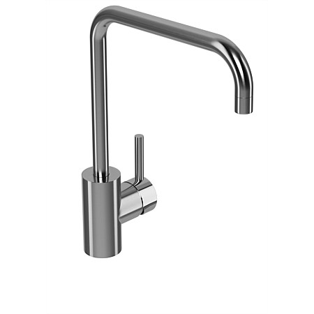 LeVivi Aspen Single Lever Square Kitchen Mixer with Swivel Spout