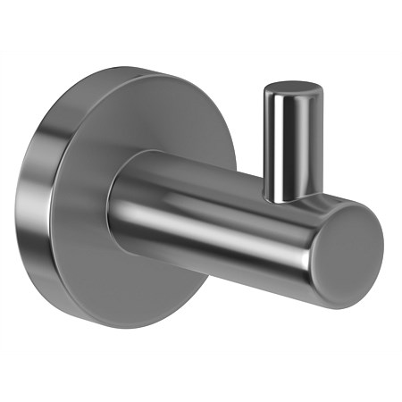 LeVivi Aspen Robe Hook Stainless Steel