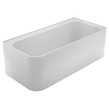 LeVivi Lucca 1500mm Right Hand 2 Sided Corner Bath
