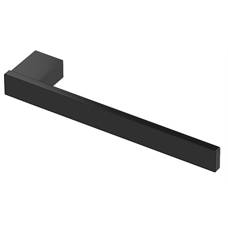 LeVivi Alyssa Towel Bar Black