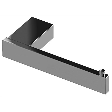 LeVivi Alyssa Toilet Roll Holder Polished Stainless Steel