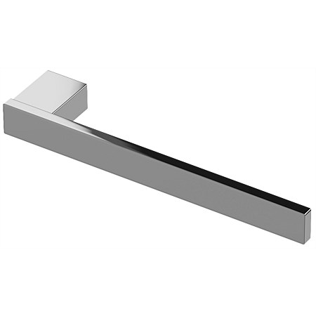 LeVivi Alyssa Towel Bar Polished Stainless Steel