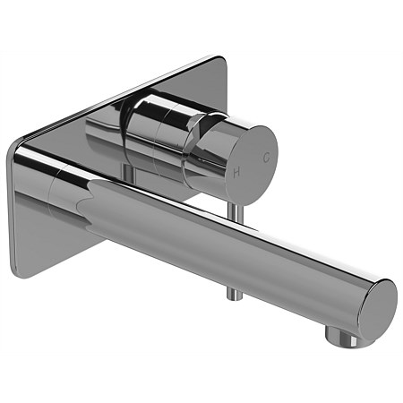 LeVivi Milan Wall Basin Mixer Chrome