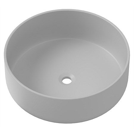 LeVivi Rondello Vessel Basin Light Grey