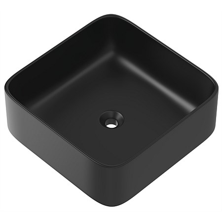 LeVivi Piazzo Counter Top Basin Matt Black