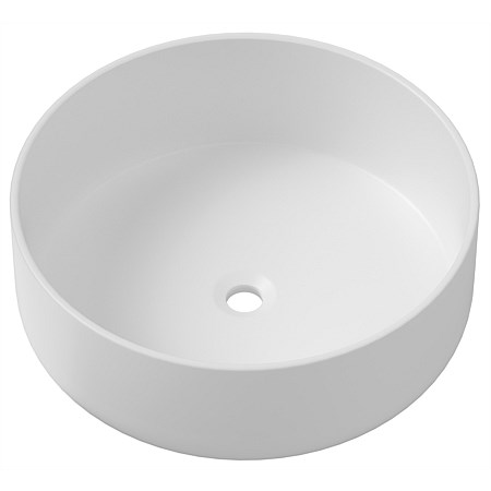 LeVivi Rondello Counter Top Basin Matt White