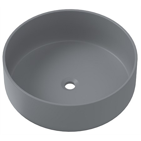 LeVivi Rondello Vessel Basin Dark Grey