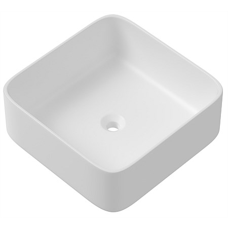 LeVivi Piazzo Counter Top Basin Matt White