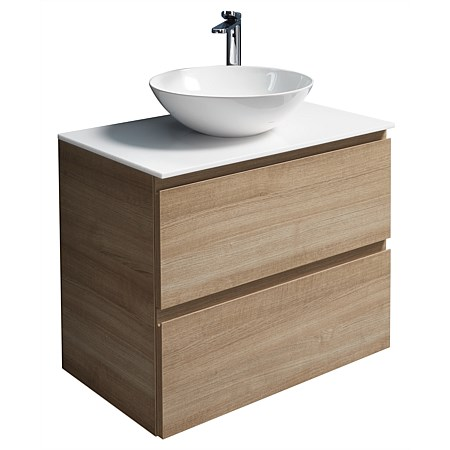 Toto Tuscany Wall-hung Vanity 750mm