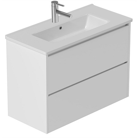 LeVivi Surrey Slim 750mm Wall-hung Vanity