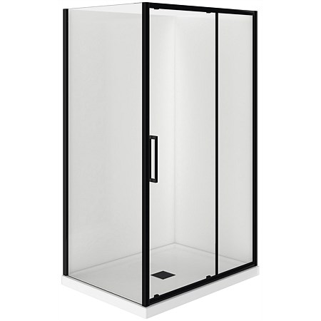 LeVivi 1200mm 2 Sided RH Shower Enclosure