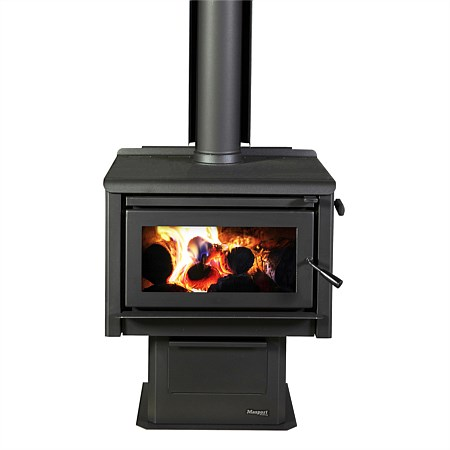 Masport Rakaia Ultra-Low Emission Burner Wood Fire