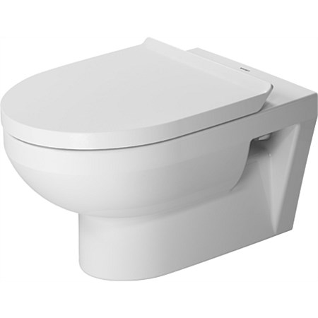 Duravit Durastyle Basic Rimless Wall-Hung Toilet Suite