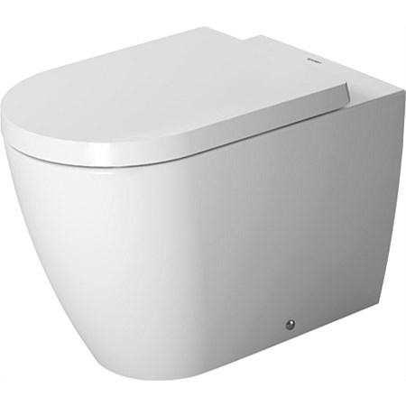 Duravit Me By Starck Floor-Mounted Toilet Suite