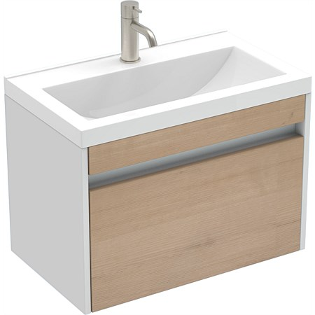 LeVivi Capri 600mm Slim Wall-Hung Vanity
